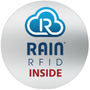 RAIN RFID Logo for the Epinephrine Pro Convenience Kit